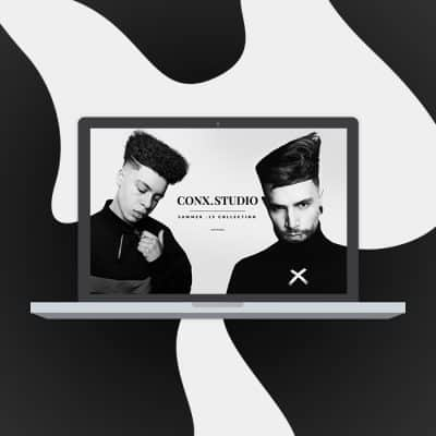 Conx Studio Website Featured Image