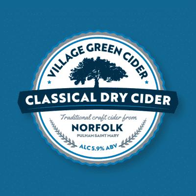 Norfolk Cider Dry Pump Design