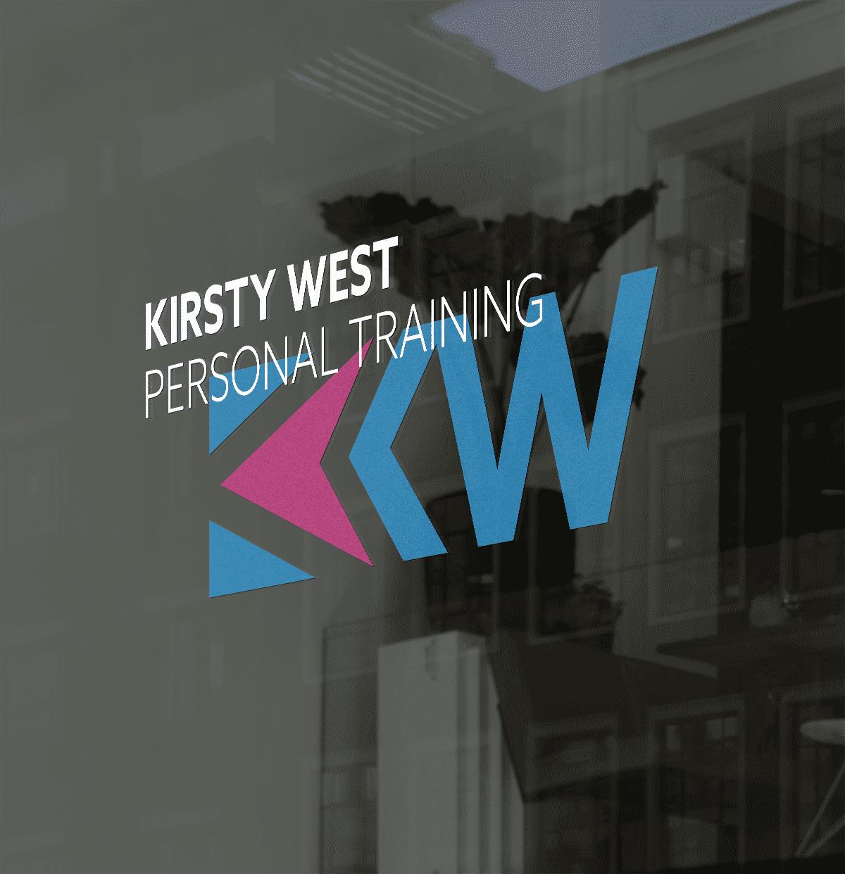 Kirsty West PT Window Sticker