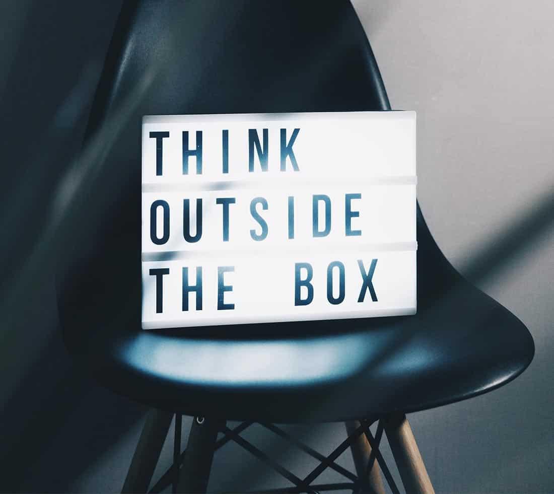 Cobalt Design 'Think outside the box'