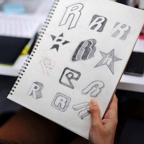Draft Logo Designs