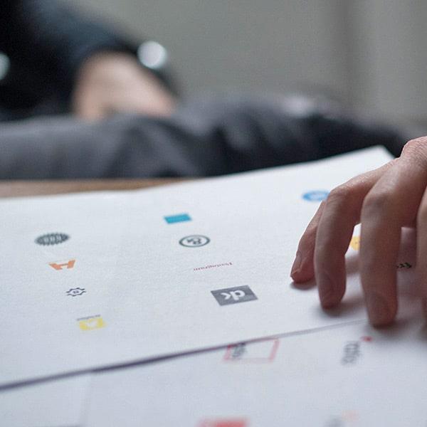 Logo Design Concepts Refined