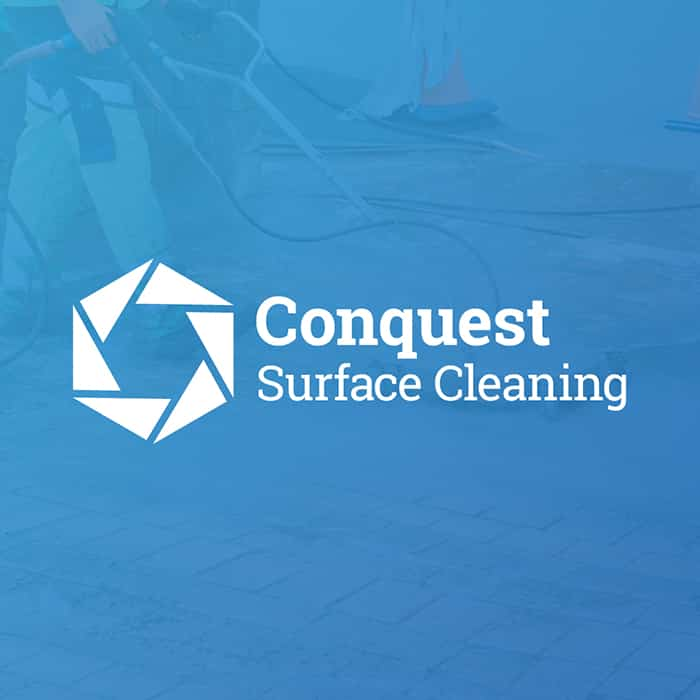 Conquest Cleaning Logo