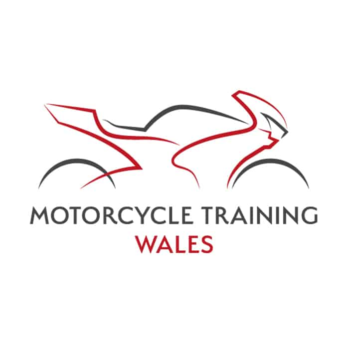 Motorcycle Wales Logo Example Highlight