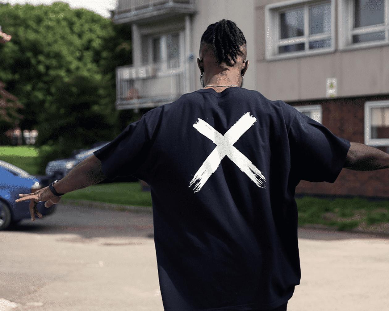 Conx Branded Tshirt Reverse