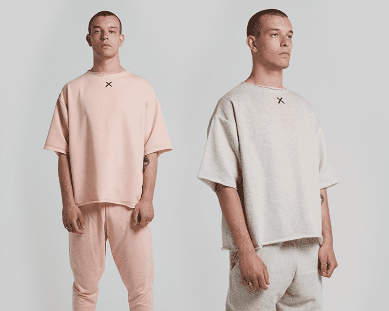 Conx Ecommerce Clothing Model Shots
