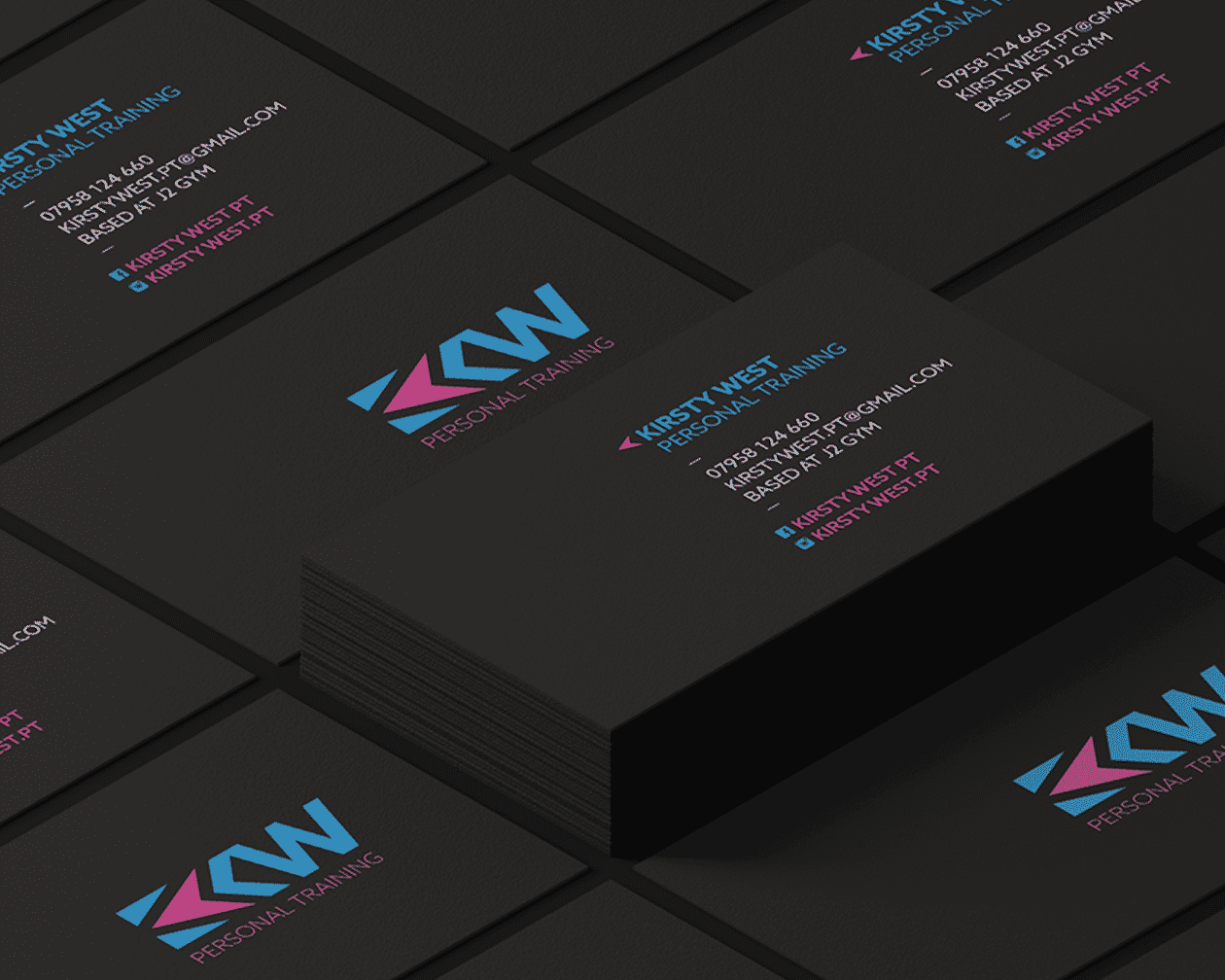 Kirsty West Business Cards